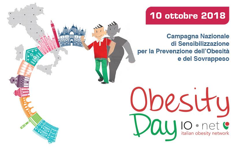 In Italia 6 milioni di obesi, il 10 ottobre l'Obesity Day